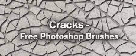 Cracks – Photoshop Brushes