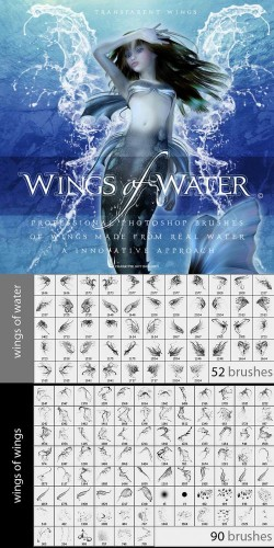 Wings of water