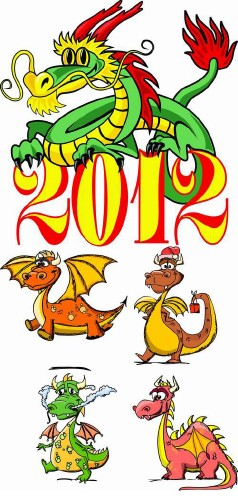 Year of the Dragon 2012