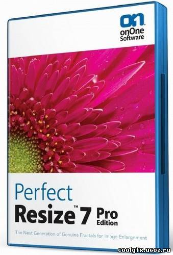 OnOne Perfect Resize 7.0.7 Professional Edition