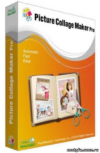 Picture Collage Maker Pro 3.3.8 Build 3611