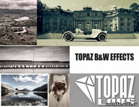 Topaz B&W Effects 2.2.0 for Adobe Photoshop