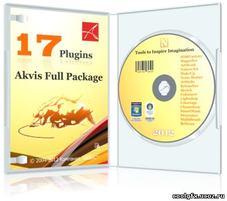 Akvis Full Package 17 Plugins