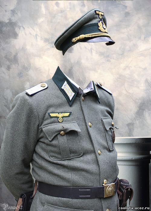 Немецкая Форма Для Фотошопа